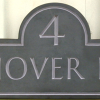 House Signs: Image 7 0f 8
